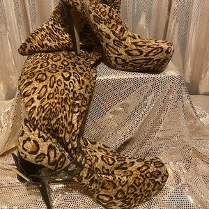 Baby Phat Boots (calf)